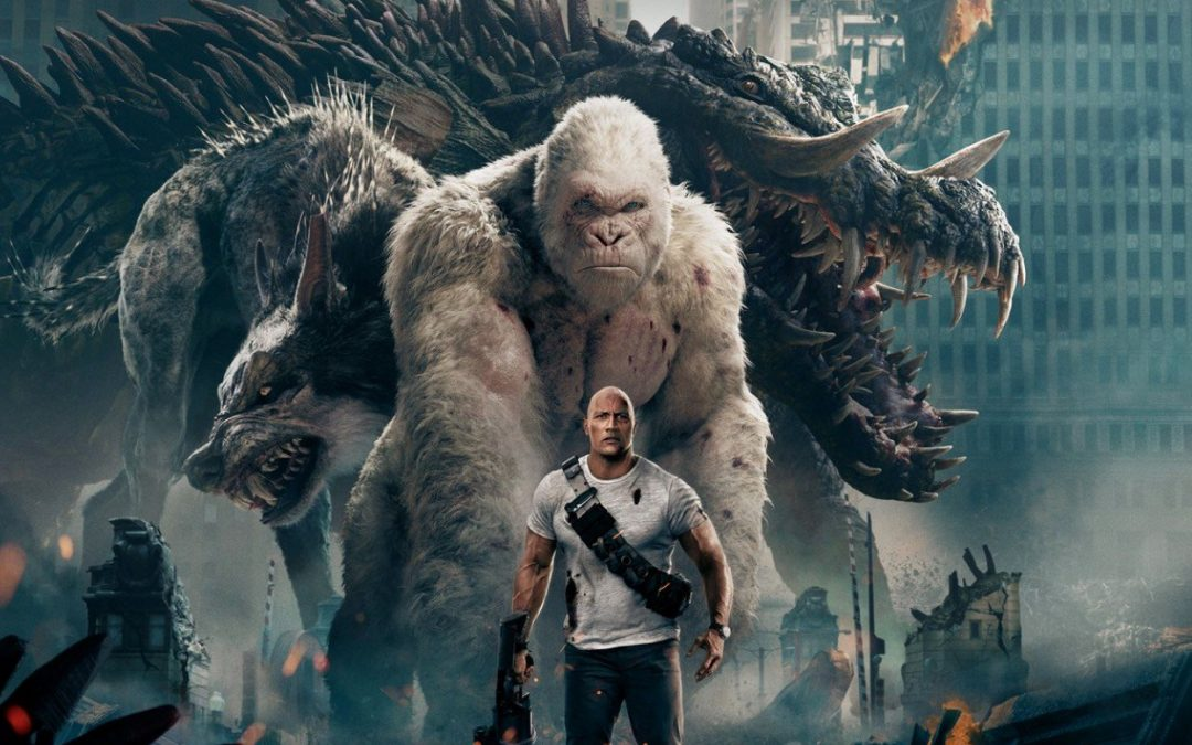 First Impression: Rampage